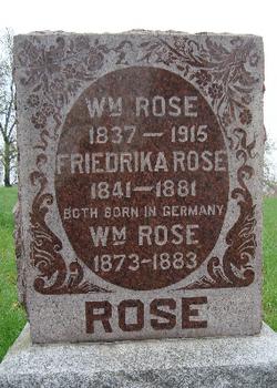 William Rose, Jr