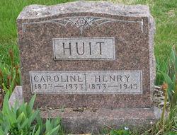 """Caroline """"Carrie"""" <I>Hadley</I> Huit"""