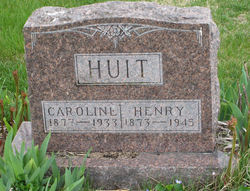 Henry Ellsworth Huit