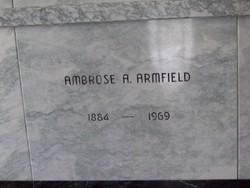 Ambrose A. Armfield