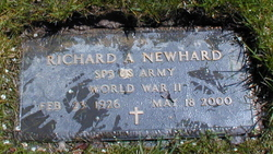 Richard Allen Newhard