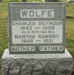 Martha Stevens <I>Ramsby</I> Wolfe