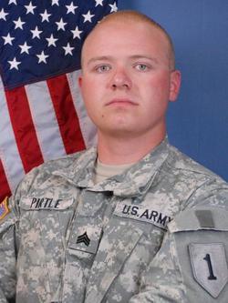 "Sgt James Dewel ""Jimmy"" Pirtle"