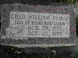 Chad William Boman