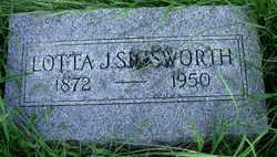 Lotta Jane <I>Willett</I> Sigsworth