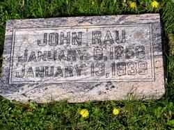 John T. Rau