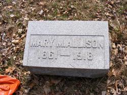 Mary M Allison