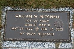 Sgt William W. Mitchell