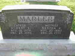 Albert Luman Marler