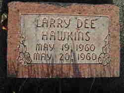 Larry Dee Hawkins