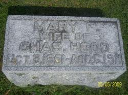 Mary Frances <I>Crosson</I> Hood