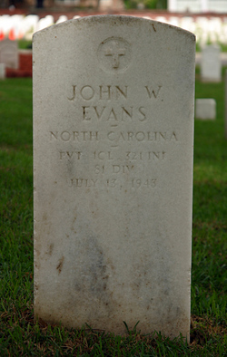 John William Evans