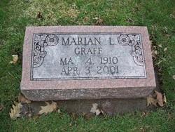 Marian L <I>Cournoyer</I> Graff
