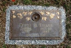 David B Taylor