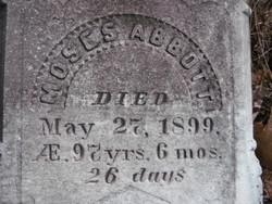 Moses Abbott