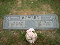 Alva Claude Bowers