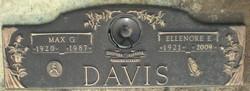 Max G Davis