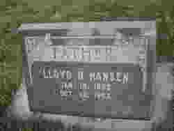Lloyd Herbert Hansen