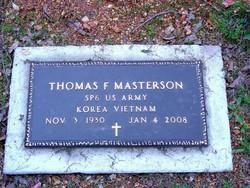 Thomas Frederick Masterson