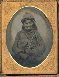 1858: Chief Okemos Dies