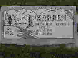Gordon Hughie Karren