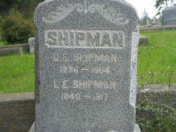 Laura E <I>Mason</I> Shipman