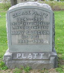Mary Jane <I>Sturgeon</I> Platt