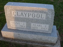 Olive J. Claypool