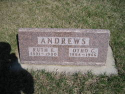 Ruth Emma <I>Starks</I> Andrews