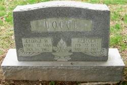 Rebecca <I>Burton</I> Hogge
