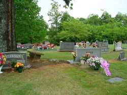 Liberty Hill Missionary Baptist Church Cemetery