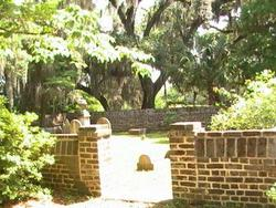 Yeamans Hall Plantation Cemetery