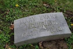 Mary Evans <I>Lodge</I> Levering