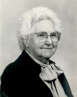 Mary Geneva <I>Presson</I> McCorkle