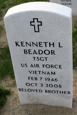 Sgt Kenneth Lee Beador