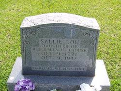 Sallie Lou Hillhouse