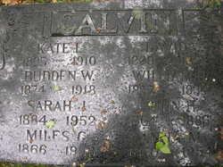 Anna Mary Calvin