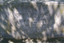 Henry Lane Mordecai