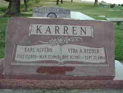 Vida A. Reeder Karren