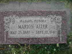 Marion Aller