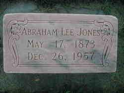 Abraham Lee Jones