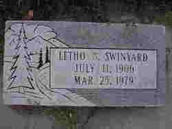 Letho B. Swinyard