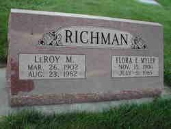LeRoy M. Richman