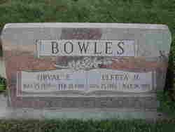Elreta <I>Hobbs</I> Bowles