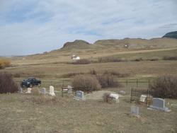 Saint Peter Mission Cemetery
