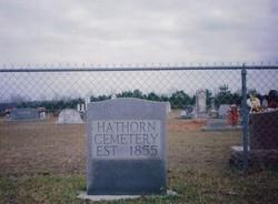 Hathorn Cemetery