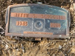 Betty Lou <I>Scudder</I> Schooler