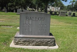 Alice Farris <I>Jenkins</I> Ballou
