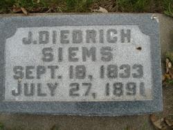 Johann Diedrich Siems