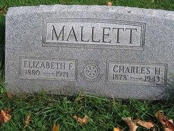 Elizabeth Fay <I>Colton</I> Mallett